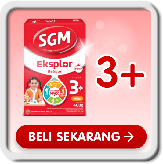 SGM Eksplor 3 Plus Pro-gress Maxx dengan IronC