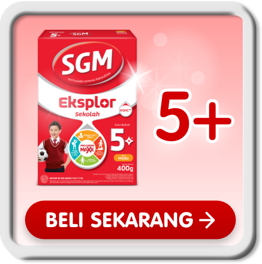 SGM Eksplor 5 Plus Pro-gress Maxx dengan IronC