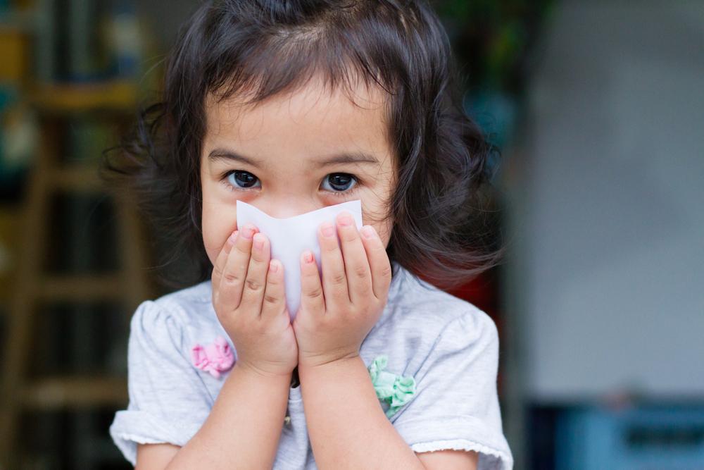Cara Mengatasi Alergi Makanan Pada Anak | Generasimaju.co.id