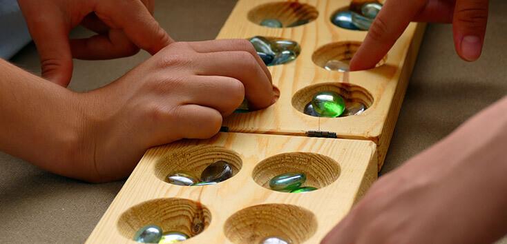 Kreativitas Dengan Permainan Tradisional