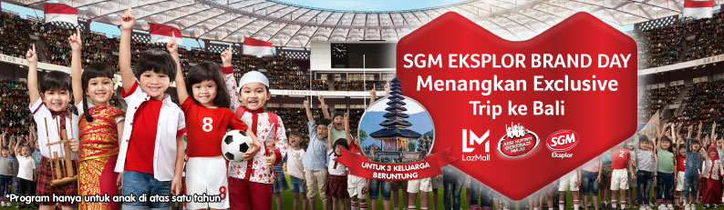 SGM Healthier Mission Exclusive Package